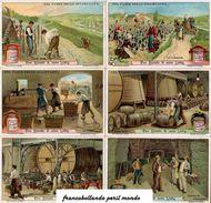 Chromo Liebig Sang. 1062 ITA Nel Paese Dello Sciampagna ANNO 1912 - Liebig