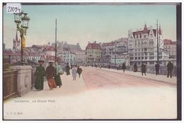 LAUSANNE - GRAND PONT - TB - VD Vaud