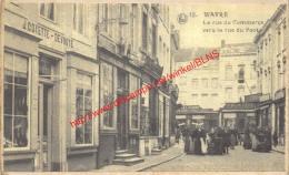 La Rue Du Commerce Vers La Rue Du Pont - Wavre - Wavre