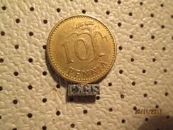 FINLAND 10 Pennia 1963 # 4 - Finland
