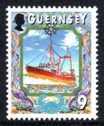 GUERNSEY 1999 Definitive/Maritime Heritage 9p: Single Stamp UM/MNH - Guernsey