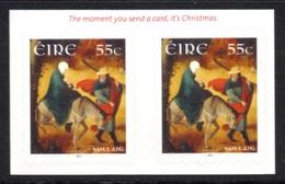 IRELAND 2011 Christmas/Flight Into Egypt: Horizontal Pair Of Stamps UM/MNH - Ungebraucht