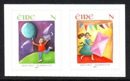 IRELAND 2013 Greetings: Horizontal Pair Of Stamps UM/MNH - Nuovi