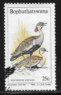 Bophuthatswana Scott # 114 Used Birds, 1983 - Bophuthatswana