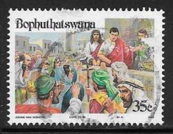 Bophuthatswana Scott # 287 Used Easter, 1993 - Bophuthatswana