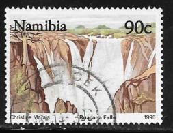 Namibia, Scott # 794 Used Tourism,, Falls, 1996 - Namibia (1990- ...)