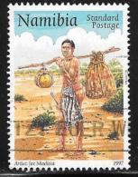 Namibia, Scott # 848 Used World Post Day, 1997 - Namibia (1990- ...)