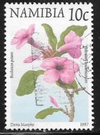 Namibia, Scott # 854 Used Flowers, 1997 - Namibia (1990- ...)