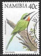 Namibia, Scott # 857 Used Bird, 1997 - Namibia (1990- ...)