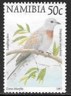Namibia, Scott # 859 Used Bird, 1997 - Namibia (1990- ...)