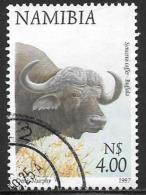 Namibia, Scott # 868 Used Buffalo, 1997 - Namibia (1990- ...)