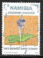 Namibia, Scott # 882 Used Water Awareness, 1998 - Namibia (1990- ...)