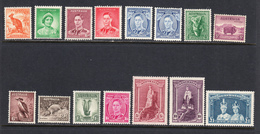 Australia 1937-49 Mint No Hinge/mounted, See Notes, Sc# , SG 164-167,168b,168c,170-178 - Mint Stamps