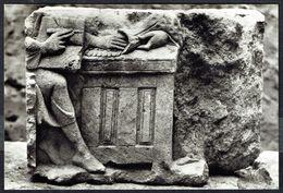 Musée Gaumais - Bas-relief Gallo-Romain, II E S. - Comptoir De L'encaisseur - Non Circulé - Not Circulated. - Museum