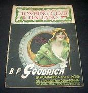 Rivista Touring TCI  N. 3 - 1920 - Livres, BD, Revues