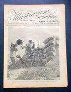 Giornale Delle Famiglie - L'Illustrazione Popolare - Guerra Libia - N° 30 - 1912 - Books, Magazines, Comics