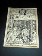 Musica Spartito E. Humperdinck - Figli Di Re ( Per Canto E Pianoforte ) 1912 - Vecchi Documenti