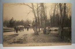 SAINTINES   --- L'Automne , Le Pont - Otros Municipios