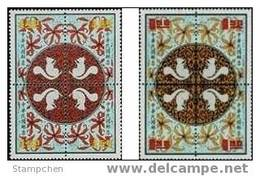 Taiwan 1971 Chinese New Year Zodiac Stamps  - Rat Squirrel 1972 - Unused Stamps