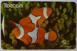 NEW ZEALAND - GPT - NZ-P-98 - Clown Fish Play - ADCB - $5 - 500ex - Mint - New Zealand