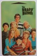 NEW ZEALAND - GPT - NZ-P-143 - Classic TV - The Brady Bunch- ADDB - $5 - 1000ex - Mint - New Zealand