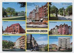 GERMANY - AK 308109 Hannover - Linden - Hannover