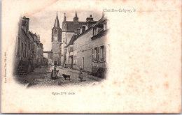 45 CHATILLON COLIGNY - L'église Du XVIème Siècle - Chatillon Coligny