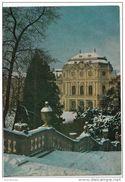 Germania - WURZBURG - Residenz Und Hogarten Im Winter - Wuerzburg