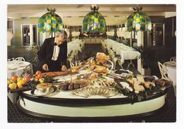 66 Port Barcarès Restaurant ISADORA Casino Du Lydia Photographies Claude O'Sughrue Montpellier - Port Barcares