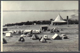 75-898 / CSSR - LAKE -  ZEMPLINSKA SIRAVA -  MANY  VISITORS In The HOLYDAYS  1965 - Tchéquie