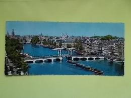 Kov 3005 - AMSTERDAM, BIG FORMAT 22 X 11, Ed Kruger - Amsterdam