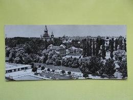 Kov 3005 - TIMISOARA,  BIG FORMAT 22 X 11 - Roumanie