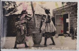 BOBO-DIOULASSO (Burkina Faso) - Pileuses De Mil - Burkina Faso