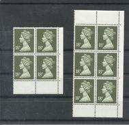 GRAN BRETAÑA YVERT  1298   ( 10 SELLOS)   MNH  ** - 1952-.... (Elizabeth II)
