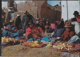 AUSTRIA - VIENNA - KARLSKIRCHE E STEPHANSDOM - VIAGGIATA 1986 FRANCOBOLLO ASPORTATO - Perù