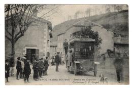 26 DROME - CREPOL Autobus Rousset, Service Des Dépêches (voir Descriptif) - France