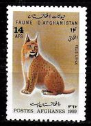 AFGHANISTAN  N°  1439   * *     Lynx - Big Cats (cats Of Prey)