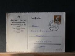 71/325 CP  DE  LETTRE  1921 - Germany