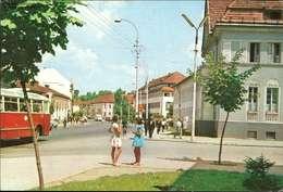 1056920 Tirgu-Mures, Die Gh-Doja-Straße - Roumanie