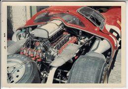 AUTO CAR VOITURE FERRARI 330 P4 -  FOTO ORIGINALE 1967 - Cars