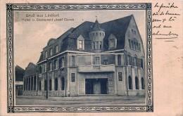 Deutschland - Gruss Aus Lintfort - Hotel-Restaurant Josef Cleves - Wesel