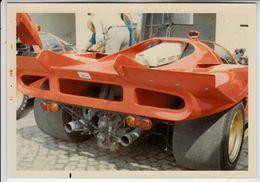 AUTO CAR VOITURE FERRARI 330 P4 -  FOTO ORIGINALE 1970 - Cars