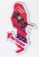 Magnet Le Gaulois - Martinique 972 - Magnets