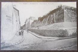 Paris N°707 - Montmartre - Rue Cortot - Animée - Non-circulée - France