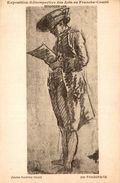 EXPOSITION RETROSPECTIVE DES ARTS EN FRANCHE-COMTE BESANCON 1906 JEUNE HOMME LISANT PAR FRAGONARD - Tentoonstellingen