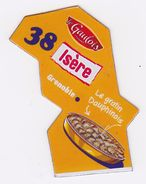 Magnet Le Gaulois - Isère 38 - Magnets