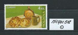MOLDAWIEN  MICHEL 512 Rundgestempelt Siehe Scan - Moldawien (Moldau)