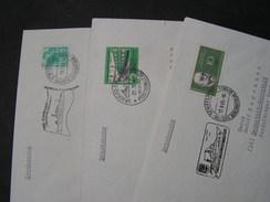 DDR Schiffspost 3 Alte Briefe Ca. 1961 - [6] Repubblica Democratica