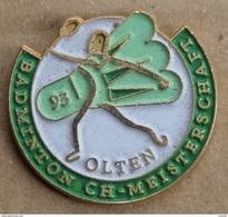 MEISTERSCHAFT SCHWEIZ BADMINTON - CHAMPIONNAT SUISSE 1993 OLTEN - VOLANT       (18) - Badminton