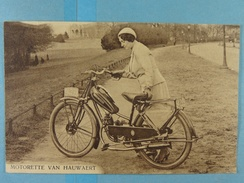 Motorette Van Hauwaert - Motorräder